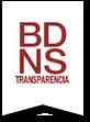 BDNS transparencia